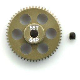 Image of ARROWMAX Pinion Gear64P 55T(7075 Hard)(AM-364055)