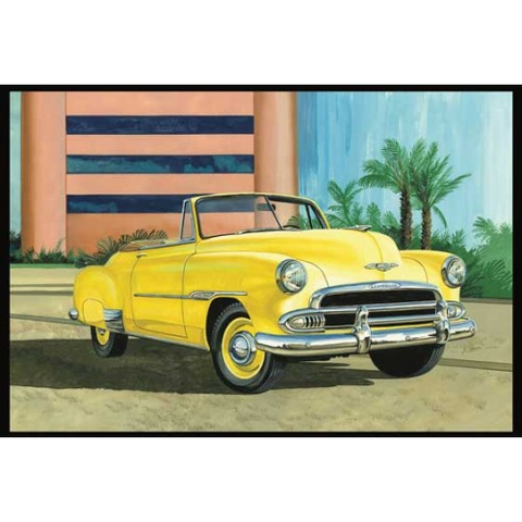 AMT 1:25 1951 Chevy Convertible Plastic Kit