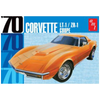 AMT 1:25 1970 Chevy Corvette Coupe Plastic Kit