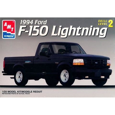 AMT 1/25 1994 Ford F-150 SVT Lightning Pickup