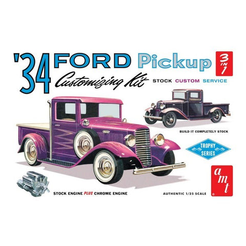1:25 1934 Ford Pickup
