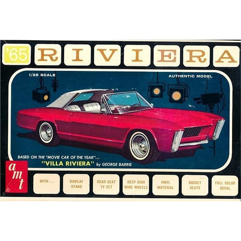 1:25 1965 Buick Riviera (George Barris)