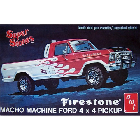 AMT 1/25 1979 FORD PICKUP