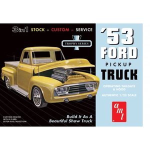 AMT 1/25 1953 Ford Pickup