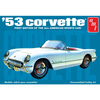 AMT 1.25 1953 Chevy Corvette Plastic Kit