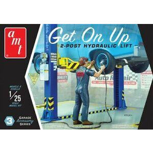 AMT 1:25 Garage Accessory Set No3 Get On Up 2T