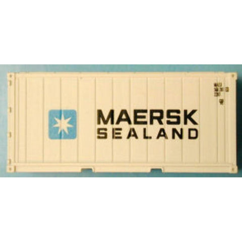 AUST-N-RAIL 20ft Refrigerated MAESK (2) (ANR-30011)