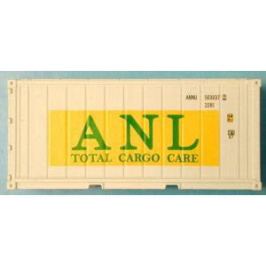 AUST-N-RAIL 20ft Refrigerated ANL (2) (ANR-30041)