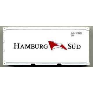 AUST-N-RAIL 20ft Refrigerated Hamburg-Sud (ANR-30061)