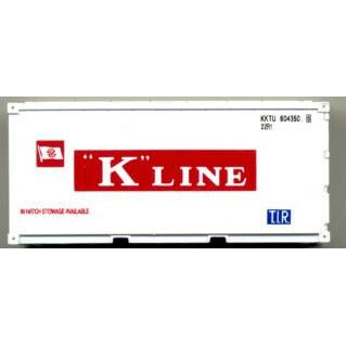 AUST-N-RAIL 20ft Refrigerated K Line (ANR-30071)