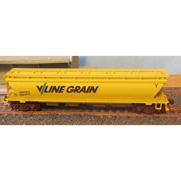 AUST-N-RAIL VHGY VLINE No 300 includes Microtrains Bogies (