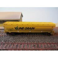 AUST-N-RAIL N - VHGF VLINE No 215 includes Microtrains Bogi