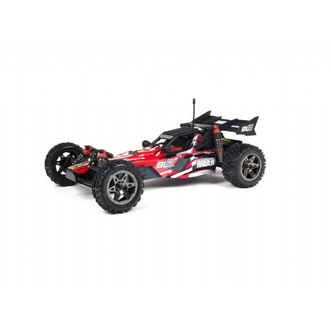 ARRMA RAIDER BLS (RED) DESERT BUGGY WITH BATTERY & CHARGER