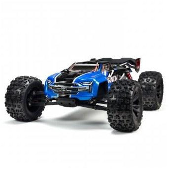 ARRMA KRATON MONSTER TRUCK, 2019 SPEC, 6S BLX, RTR, BLUE(
