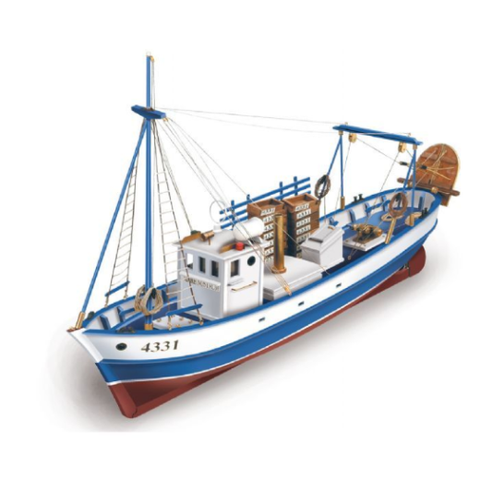 ARTESANIA 1/35 Mare Nostrum Wooden Ship Model (ART-20100)