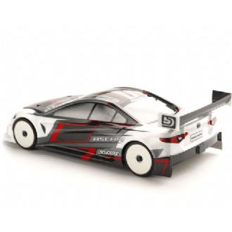 BITTYDESIGN ASCARI 1/10 TC 190mm body (Light)