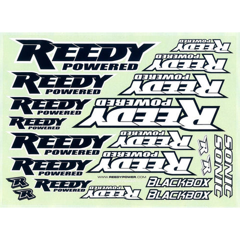 ASSOCIATED Reedy 2016 Sticker Sheet for B6.1,B6.1D,T6.1 (ASS726)
