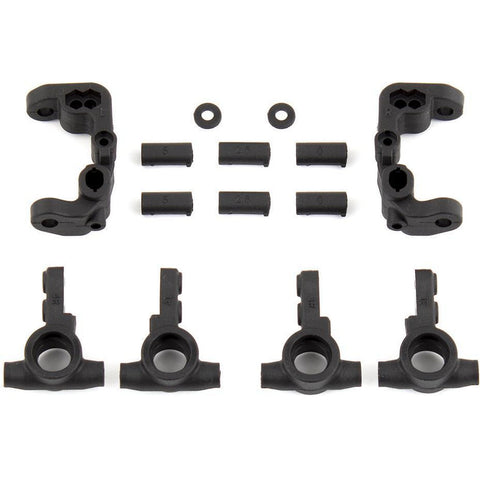 ASSOCIATED  Caster and Steering Blocks for B6.1,B6.1D,T6.1 (ASS91776)