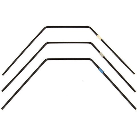 ASSOCIATEDFT Rear Anti-roll Bar Set for B6.1,B6.1D, (ASS9
