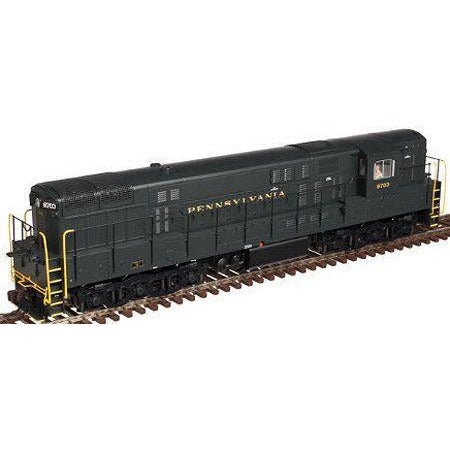 ATLAS N Train Master Locomotive Pennsylvania #6701 DCC Fitted