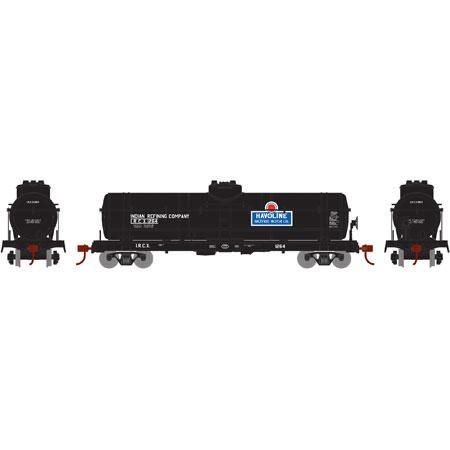 ATHEARN HO RTR 1-Dome Tank, Indian Refining