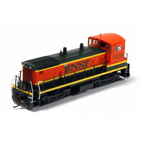 Athearn HO 98128 SW1500, Burlington Northern Santa Fe (Heritage 1) - Hearns Hobbies Melbourne - Athearn