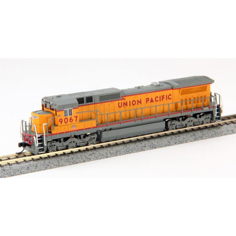 ATLAS N Dash 8-40C Locomotive Union Pacific #9067
