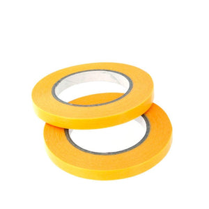 VALLEJO Precision Masking Tape 6mmx18m-Twin Pack (AVT07005)