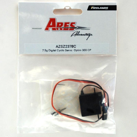 ARES 7.5G DIGITAL SERVO OPTIM 300 CP