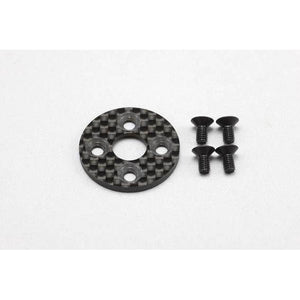 YOKOMO Spur gear plate (Graphite) for BD8( B8-630P )