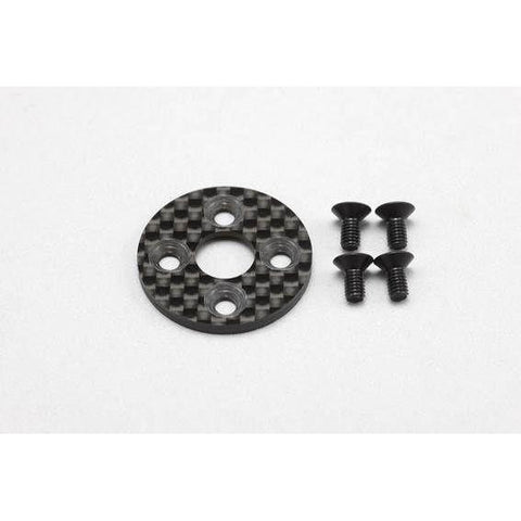 YOKOMO Spur gear plate (Graphite) for BD8    ( B8-630P )