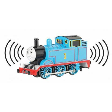 BACHMANN THOMAS & FRIENDS OO Scale Deluxe Thomas The Tank Engine with Sound and Moving Eyes (BAC58701)
