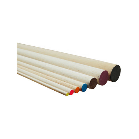 BALSA 4204 Dowel 6.5 x 915mm Red