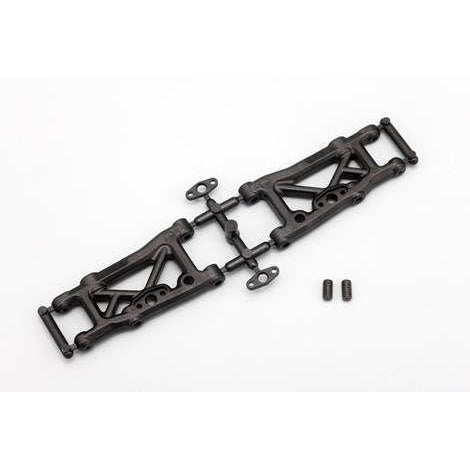 YOKOMO Extra hard Rear lower Suspension Arm(39.5mm) for BD-8 and BD-7 ( BD-008RE1 )