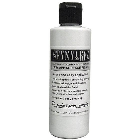 BADGER STYNYLREZ 4OZ / 120ML WHITE PRIMER