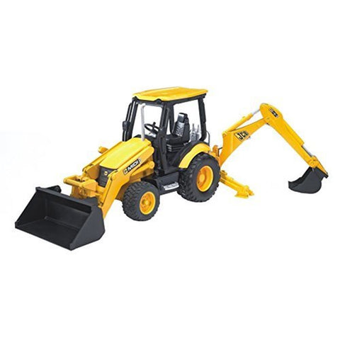 BRUDER JCB MIDI CX Backhoe Loader 1/16