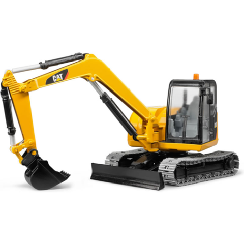 BRUDER 1/16 Caterpillar Mini Excavator