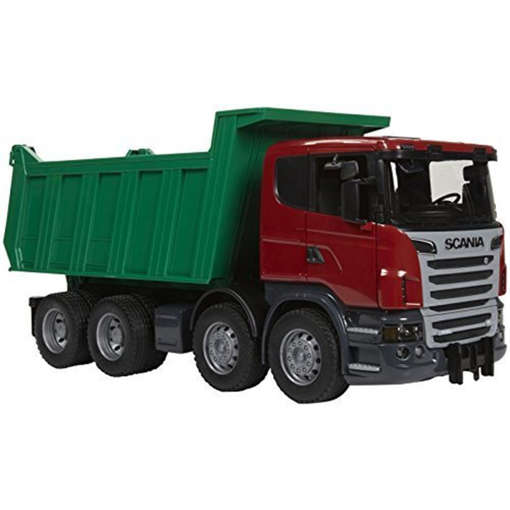 BRUDER Scania R-Series Tipper Truck 1/16