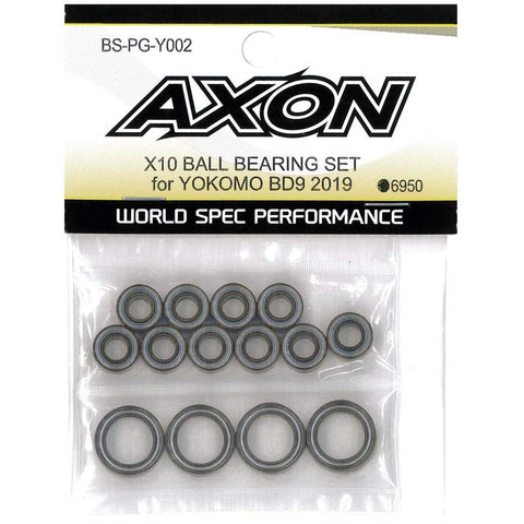AXON Bearing Set for BD9