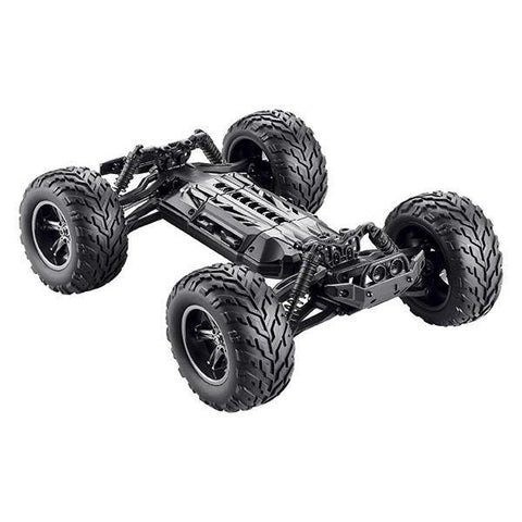 BLACKZON 1/12 Warrior Monster Truck 2WD 2.4GHz Brushed Electric RTR