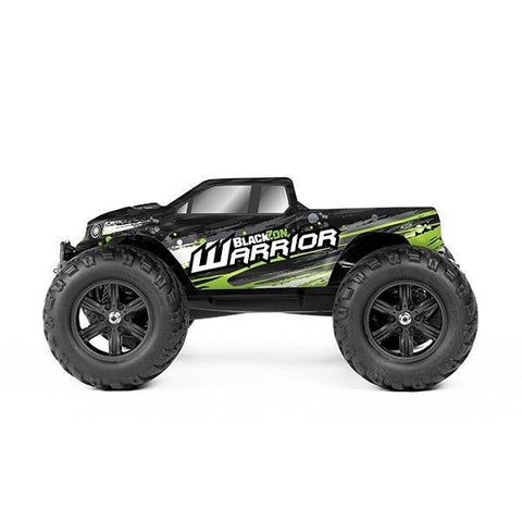Image of BLACKZON 1/12 Warrior Monster Truck 2WD 2.4GHz Brushed Electric RTR