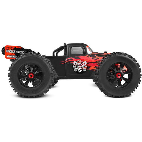 Image of TEAM CORALLY - 2021 Version DEMENTOR XP 6S - 1/8 Monster Truck SWB - RTR - Brushless Power 6S - No Battery - No Charger