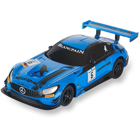 "Image of SCX Compact 1/43 Mercedes AMG GT3 ""Blancpain #6"""