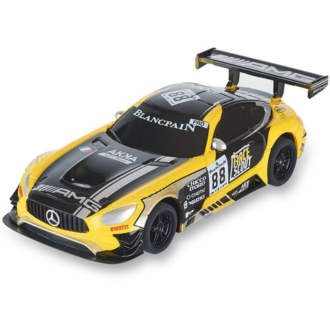 "Image of SCX Compact 1/43 Mercedes AMG GT3 ""Race Scout"""
