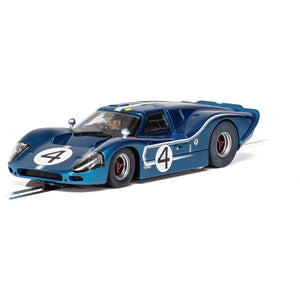 SCALEXTRIC 1:32 Ford GT MK IV - 1967 LeMans 24Hrs - Denny H
