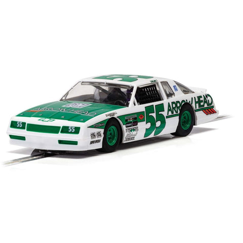 SCALEXTRIC 1:32 Chevrolet Monte Carlo - Green & White No.55