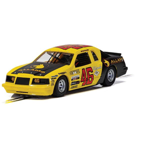 SCALEXTRIC 1:32 Ford Thunderbird - Yellow & Black No.46