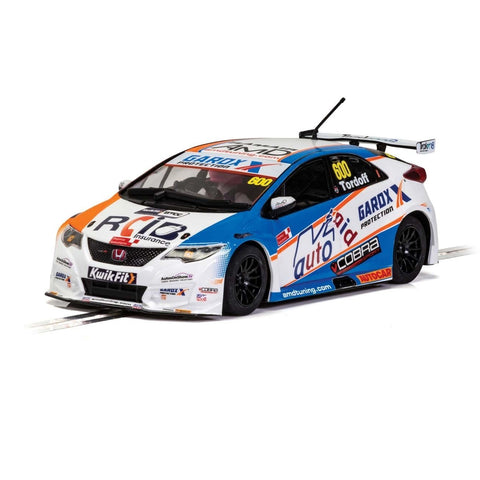 SCALEXTRIC 1:32 Honda Civic Type R - BTCC 2019 - Sam Tordof