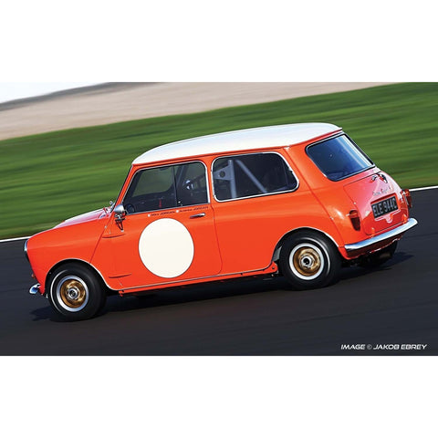 Image of SCALEXTRIC 1:32 Austin MINI Cooper S - Andrew/Mike Jordan 2