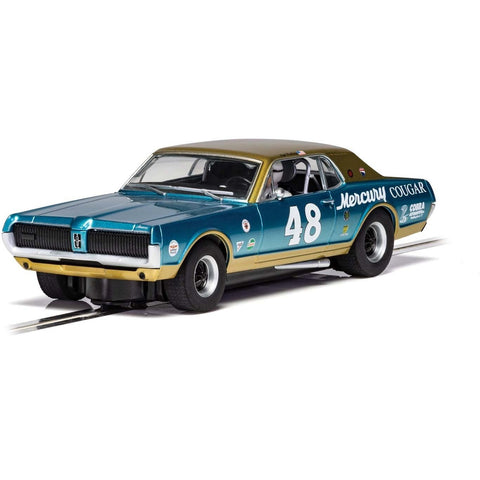 SCALEXTRIC 1:32 Mercury Cougar - No. 48